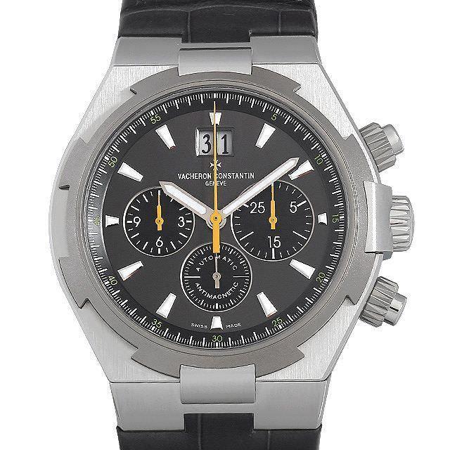 激安特価  48回払いまで無金利 ヴァシュロンコンスタンタン オーヴァーシーズ クロノグラフ 世界限定340本 49150/000W-9015  メンズ 腕時計, 坂本村 e6b8c1e1