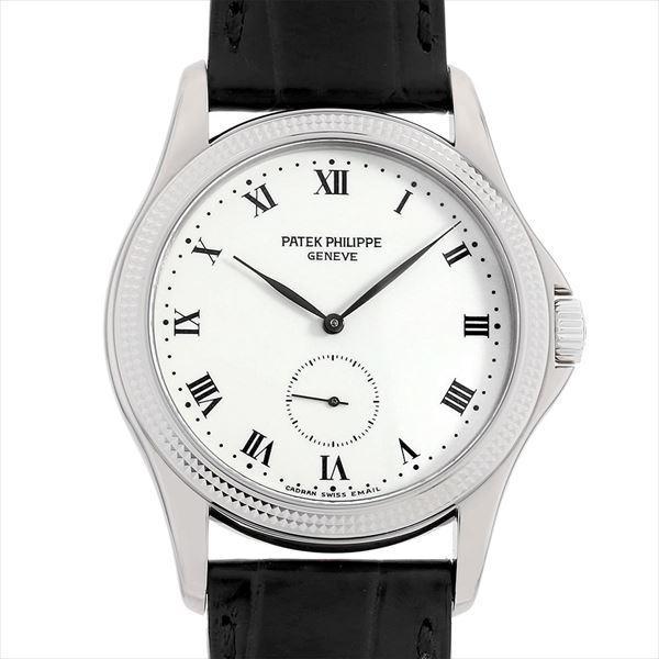 高質で安価 48回払いまで無金利 SALE パテックフィリップ カラトラバ 5115G-001  メンズ 腕時計, 【オープニング 大放出セール】 2a27cb69