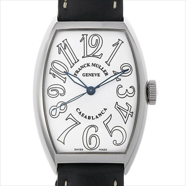 人気商品の 48回払いまで無金利 5850CASA フランクミュラー メンズ カサブランカ 5850CASA 腕時計 AC メンズ 腕時計, 白衣ネット:84351a7b --- airmodconsu.dominiotemporario.com