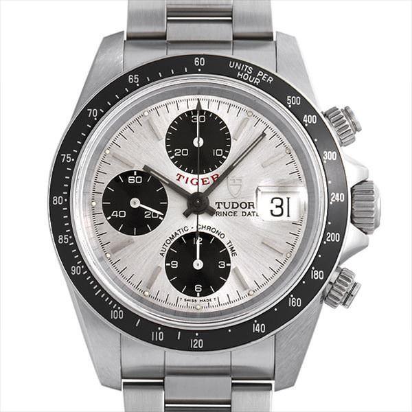 最新情報 48回払いまで無金利 チューダー 79260 クロノタイム タイガーウッズ メンズ 79260 シルバー 褪色ベゼル チューダー メンズ 腕時計, アツタムラ:3e14f12a --- airmodconsu.dominiotemporario.com