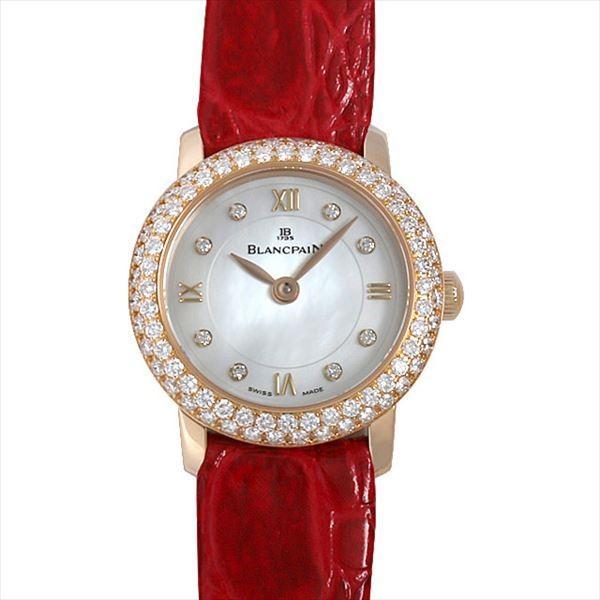 人気定番の 48回払いまで無金利 ブランパン レディ バード 8Pダイヤ ベゼルダイヤ  レディース 腕時計, 革物通販:財布バッグのサイド7 81e33981