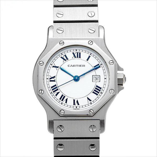 激安大特価! 48回払いまで無金利 -- カルティエ サントス サントス オクタゴン -- ボーイズ(ユニセックス) オクタゴン 腕時計, cinderella パーティードレス通販:1de2f4bc --- airmodconsu.dominiotemporario.com