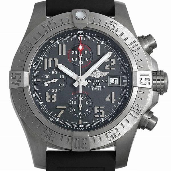 人気を誇る 48回払いまで無金利 ブライトリング アベンジャーバンティッド 腕時計 E334M34VRE(E13383) メンズ メンズ ブライトリング 腕時計, シバカワチョウ:4a12a815 --- airmodconsu.dominiotemporario.com