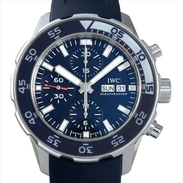 【ついに再販開始!】 48回払いまで無金利 アクアタイマー IWC メンズ アクアタイマー クロノグラフ IW376711 メンズ 腕時計 腕時計, まごころ本舗:b23b8353 --- airmodconsu.dominiotemporario.com