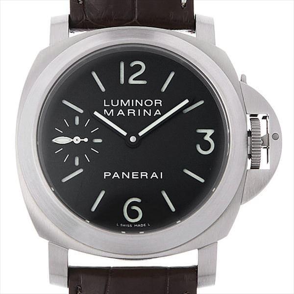 気質アップ 48回払いまで無金利 腕時計 K番 パネライ メンズ ルミノールマリーナ PAM00177 K番 メンズ 腕時計, 一樹園:1b518527 --- airmodconsu.dominiotemporario.com