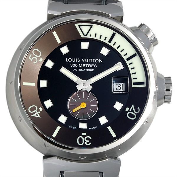 新作人気モデル 48回払いまで無金利 ルイヴィトン タンブール タンブール 腕時計 ダイビング ルイヴィトン Q1031 メンズ 腕時計, マルニシオンライン:67602f35 --- airmodconsu.dominiotemporario.com