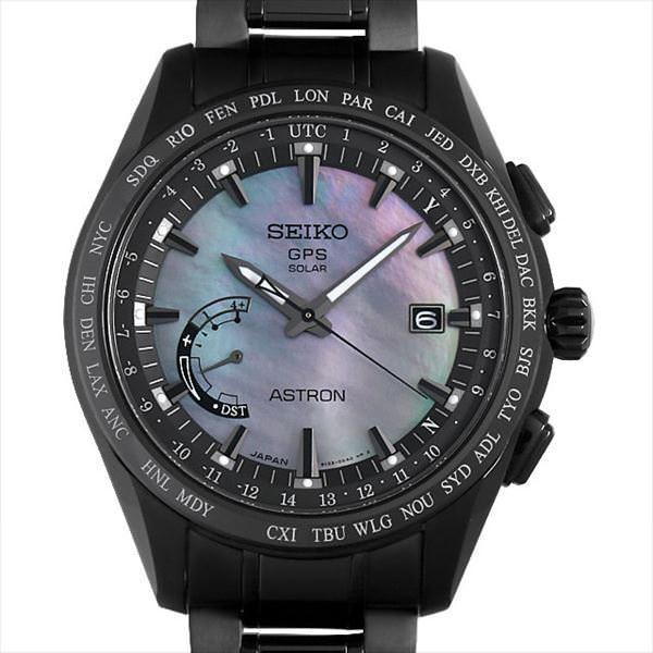 60回払いまで無金利 セイコー アストロン 8X World-Time 2016 リミテッドエディション 世界3500本限定 SBXB091 中古 メンズ 腕時計 ginzarasin