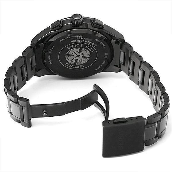 60回払いまで無金利 セイコー アストロン 8X World-Time 2016 リミテッドエディション 世界3500本限定 SBXB091 中古 メンズ 腕時計 ginzarasin 03