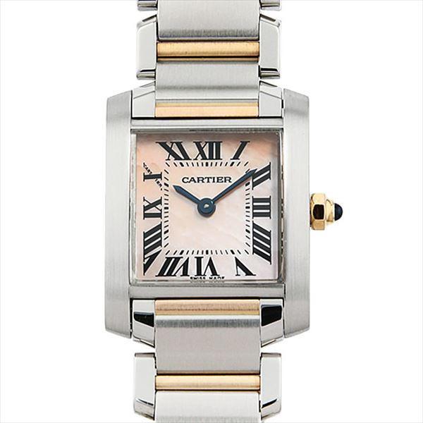 大きな割引 48回払いまで無金利 カルティエ レディース タンクフランセーズ 腕時計 SM W51027Q4 レディース W51027Q4 腕時計, アップグレード:1f0ec3f5 --- airmodconsu.dominiotemporario.com