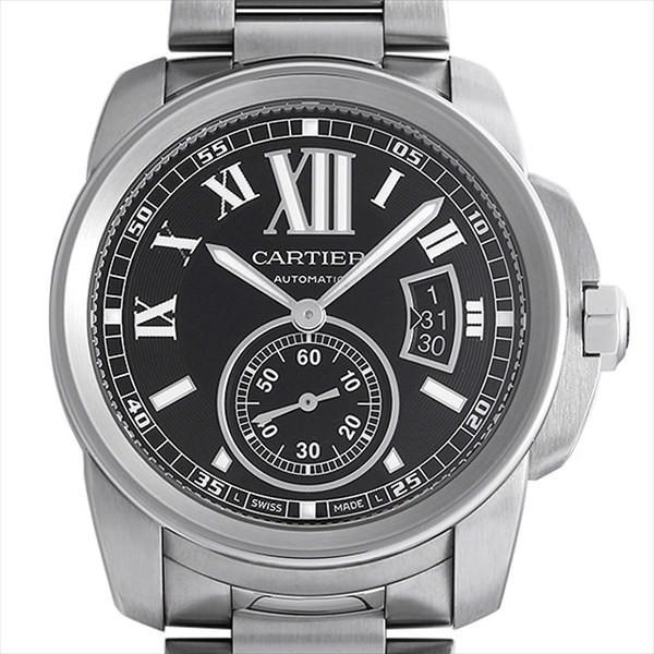 再再販! 48回払いまで無金利 腕時計 メンズ カルティエ カルティエ カリブル ドゥ カルティエ W7100016 メンズ 腕時計, ワールドギャラリー:4e101290 --- airmodconsu.dominiotemporario.com
