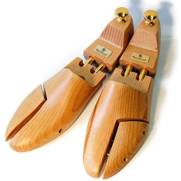 靴磨き後はシューキーパー サルトレカミエ SR100EX シューツリー ブナ 木製 メンズ レディース ginzatiger
