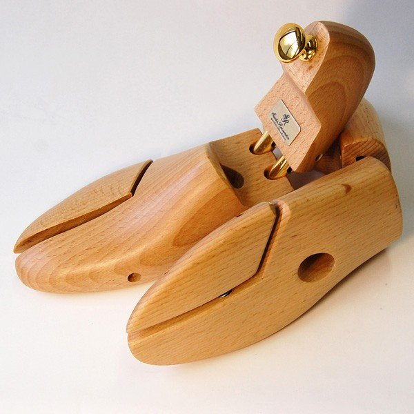 靴磨き後はシューキーパー サルトレカミエ SR100EX シューツリー ブナ 木製 メンズ レディース ginzatiger 03