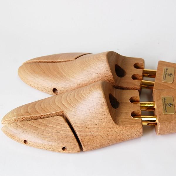 靴磨き後はシューキーパー サルトレカミエ SR100EX シューツリー ブナ 木製 メンズ レディース ginzatiger 07