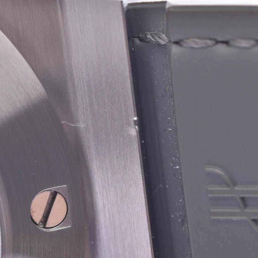 HUBLOT ウブロ アールグレイダイヤモンド  ビックバン 301.ST.5020.GR.1104 メンズ SS/ラバー/レザー 腕時計 自動巻き グレー文字盤 Aランク 中古 銀蔵|ginzo1116|16