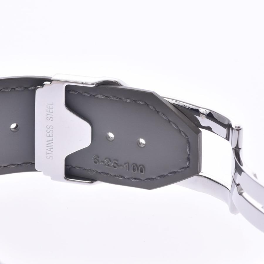 HUBLOT ウブロ アールグレイダイヤモンド  ビックバン 301.ST.5020.GR.1104 メンズ SS/ラバー/レザー 腕時計 自動巻き グレー文字盤 Aランク 中古 銀蔵|ginzo1116|08
