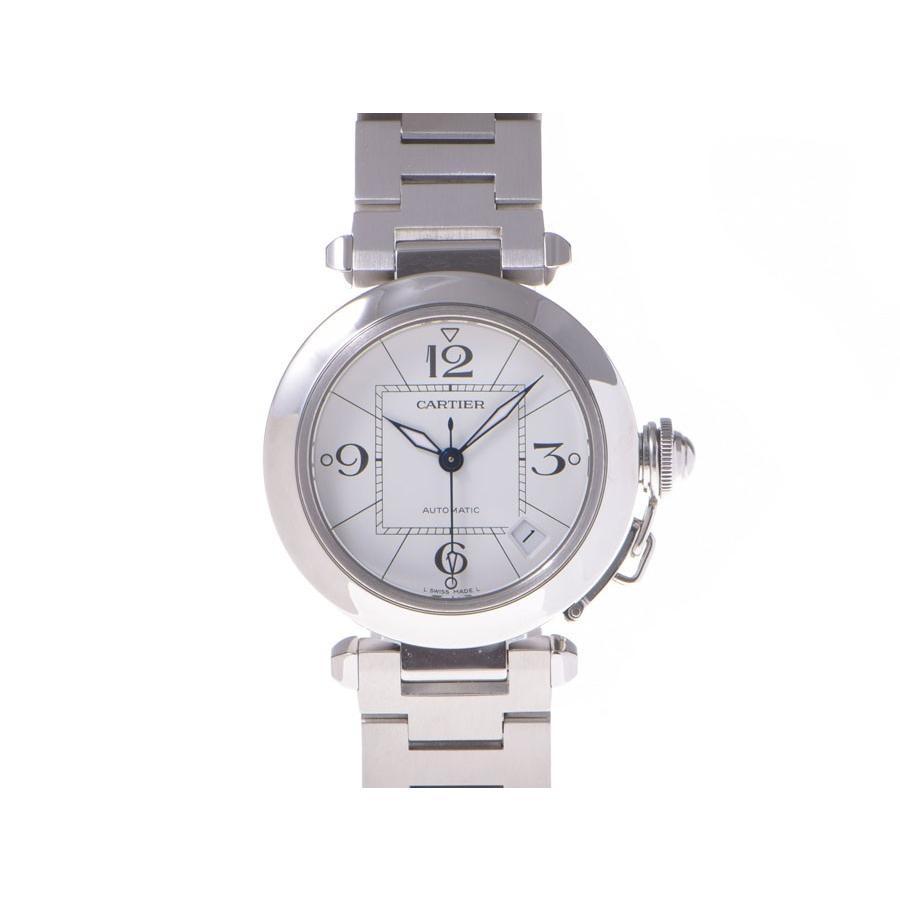 楽天 カルティエ CARTIER パシャC SS 新型 自動巻 時計, サナゴウチソン 2f793972