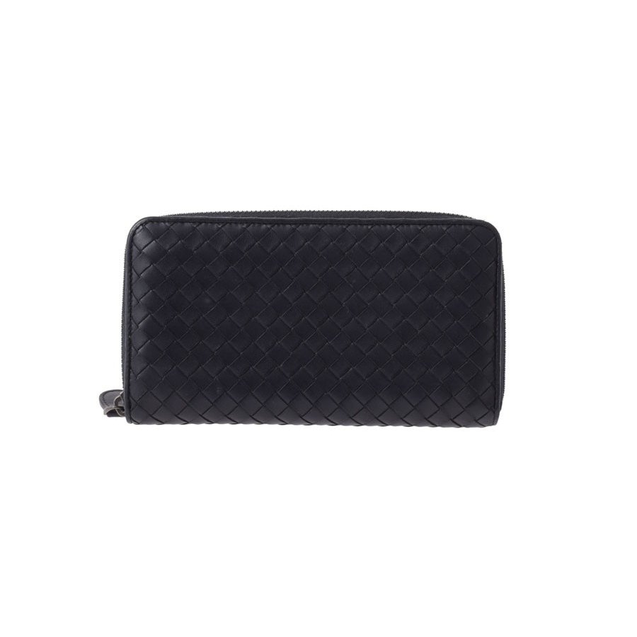 100 %品質保証 ボッテガヴェネタ ラウンドファスナー長財布 カーフ 黒 カーフ 黒 イントレチャート, KAZOON カー用品:552014d1 --- fresh-beauty.com.au