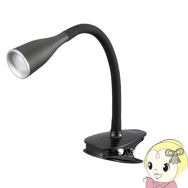 オーム電機 LEDクリップライト 2WAY電源 LTC-LC12L-KN [品番] 06-0895