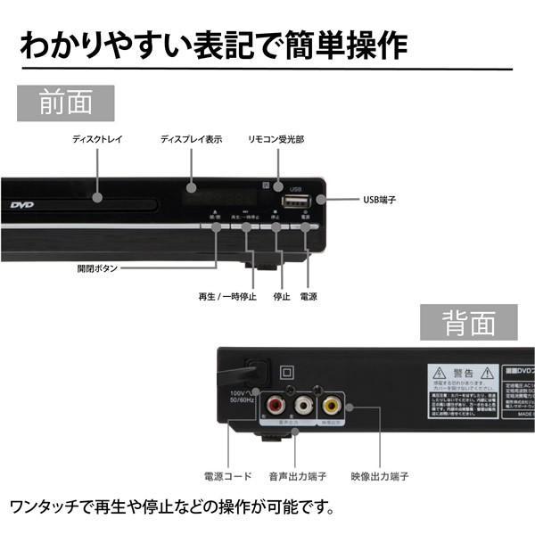TH-DVD01 TOHOTAIYO 再生専用 据置DVDプレーヤー gioncard 03