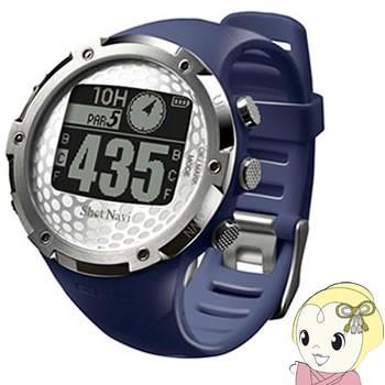 ■W1-FW-N テクタイト 腕時計型 Shot Navi ネイビー