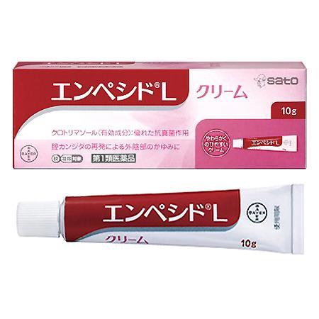 エンペシドL クリーム 10g カンジダ薬 カンジタ市販薬