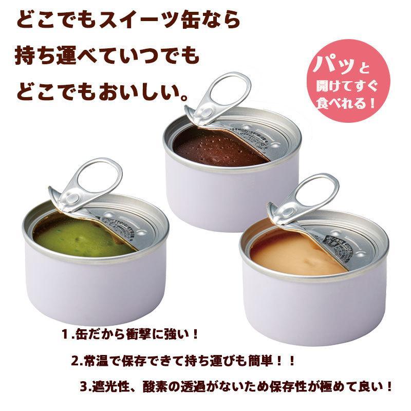 3年保存 どこでもスイーツ缶 6缶セット|gios-shop|04