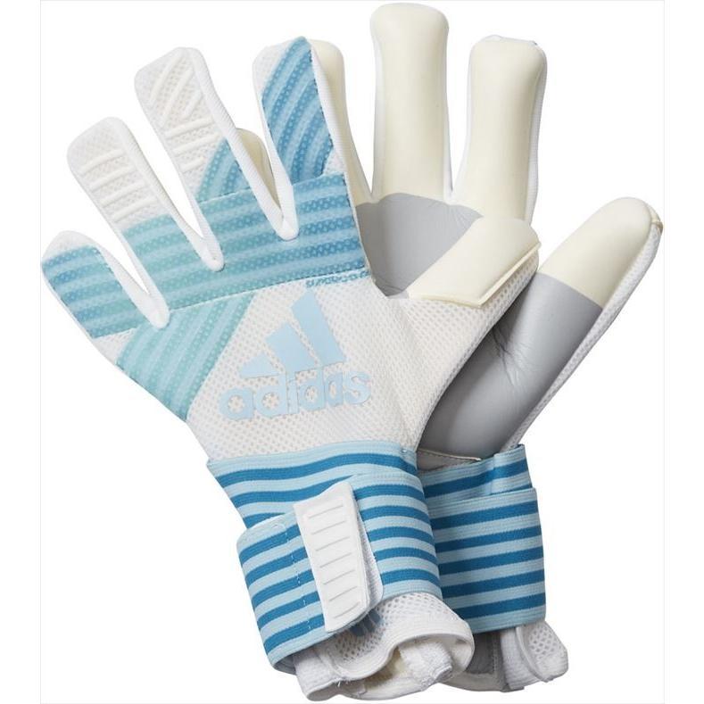 アディダス サッカー キーパーグローブ グローブ 手袋 ACE TRANS スーパー クール adidas DKM98 アイシーブルーF17/ミステリーペトロールF17 フットサル