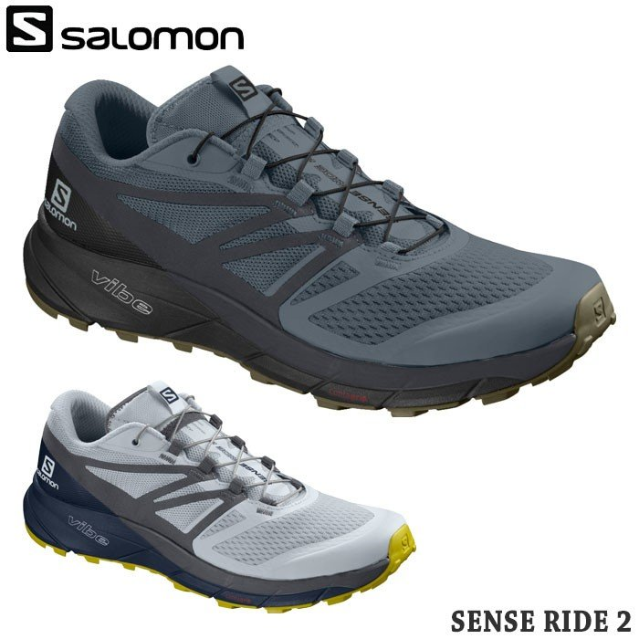 雑誌で紹介された SALOMON サロモン シューズ メンズ ランニングシューズ ランニング 送料無料 SENSE SENSE RIDE 2 全2色 靴 ランニング 送料無料, ヒガシヨドガワク:bc9999bc --- airmodconsu.dominiotemporario.com