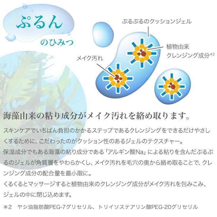 AQUATIST アクアティスト 自然派クレンジングジェル 海洋深層水 珪藻土 配合 山忠|give-give|05