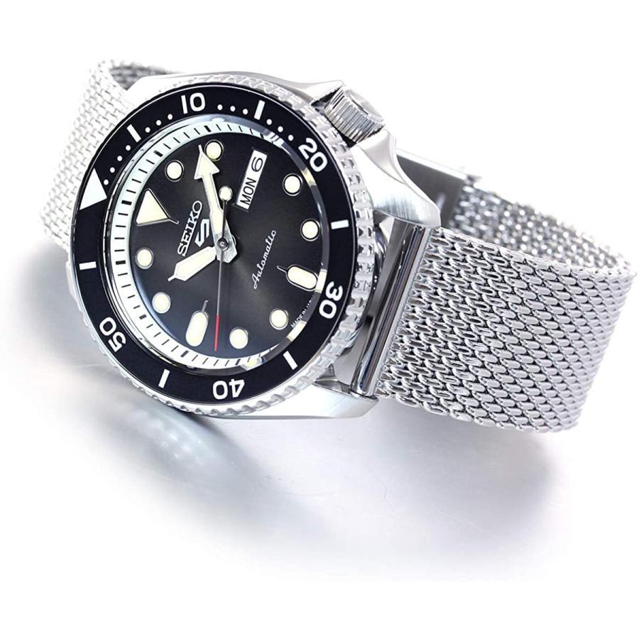 [セイコー]SEIKO 5 SPORTS 自動巻き メカニカル 流通限定モデル 腕時計 メンズ セイコーファイブ スーツ Suits SBSA017
