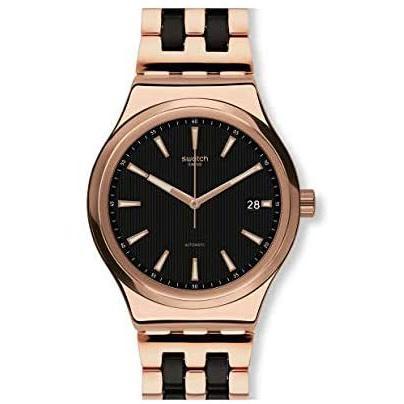 [スウォッチ] 腕時計 Sistem51 Irony (システム51アイロニー) SISTEM DAFNE (システム·ダフネ) YIG400G メン
