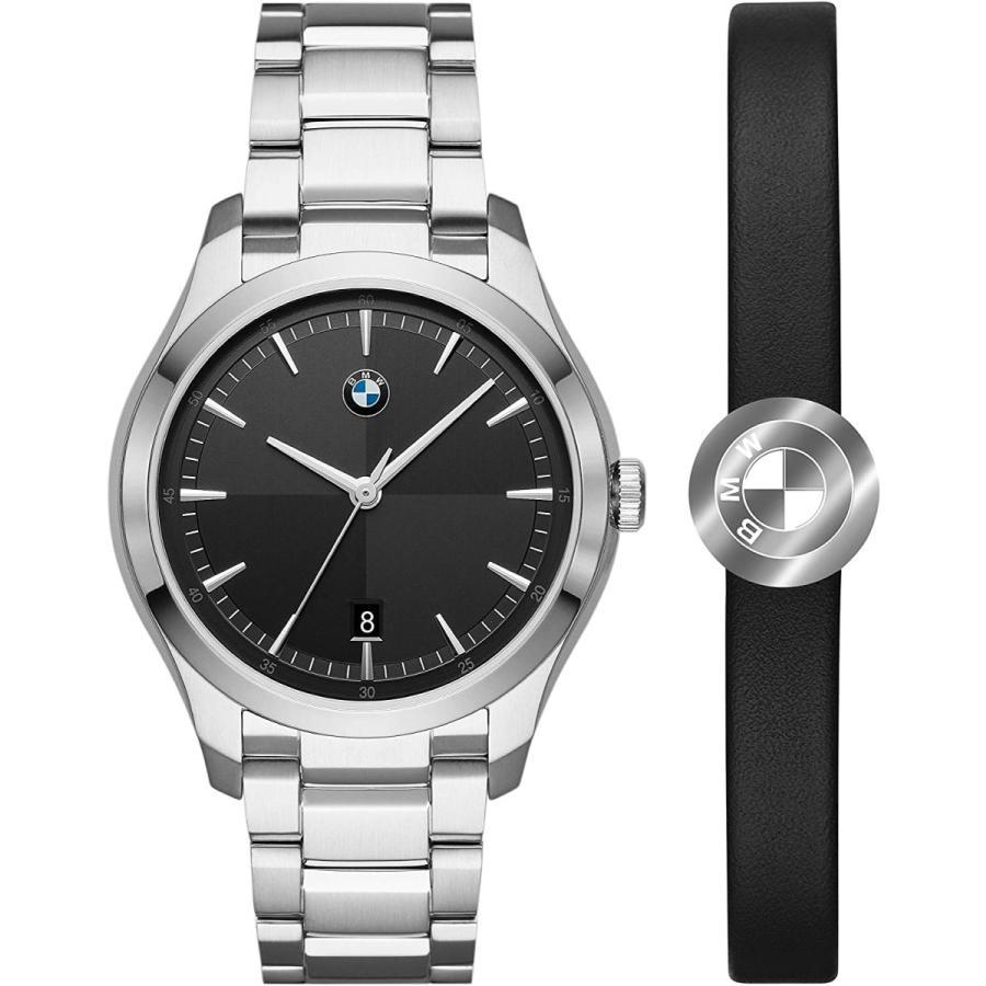 [ビー·エム·ダブリュー] 腕時計 CLASSIC BMW9001 メンズ 正規輸入品 シルバー