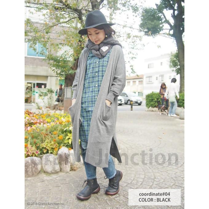 【完売】ブーツ 厚底 レディース 編み上げ リゲッタカヌー プレミアム セール SALE|gjweb|07