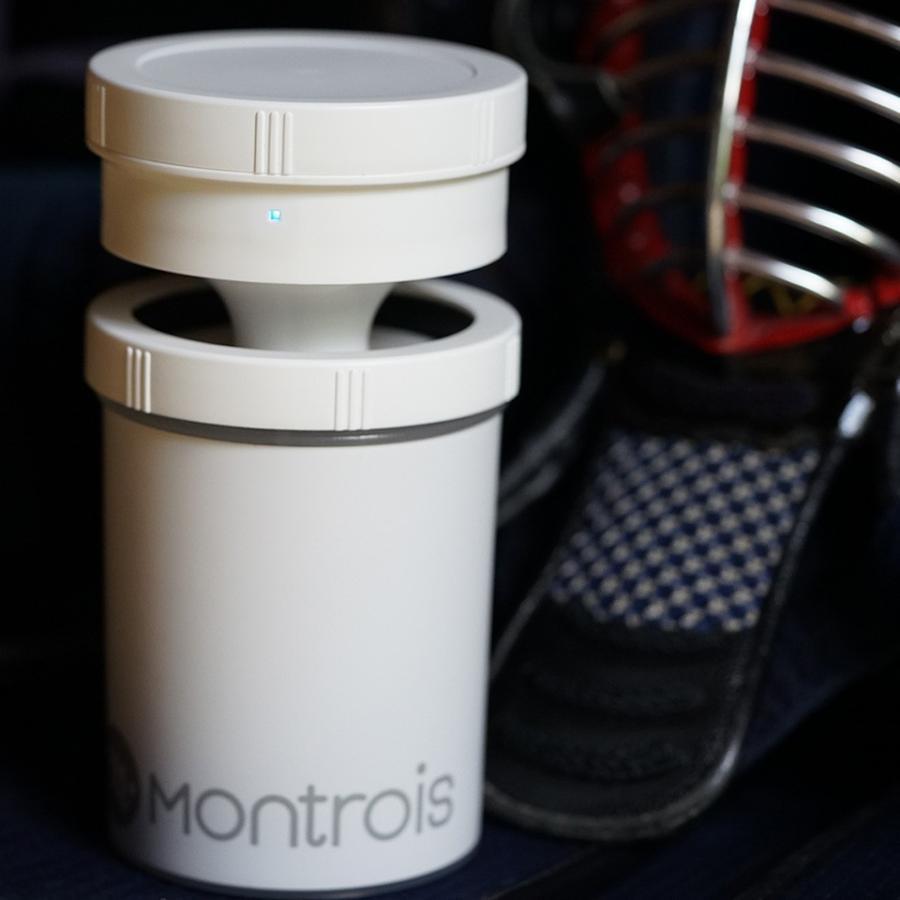 【即納分 数量限定】 モントロワ ジアフリー 除菌消臭器 日本製 ウィルス対策 次亜塩素酸 Montrois ZiaFree MT-01 三山TTC 三山精工|gl-branding|11