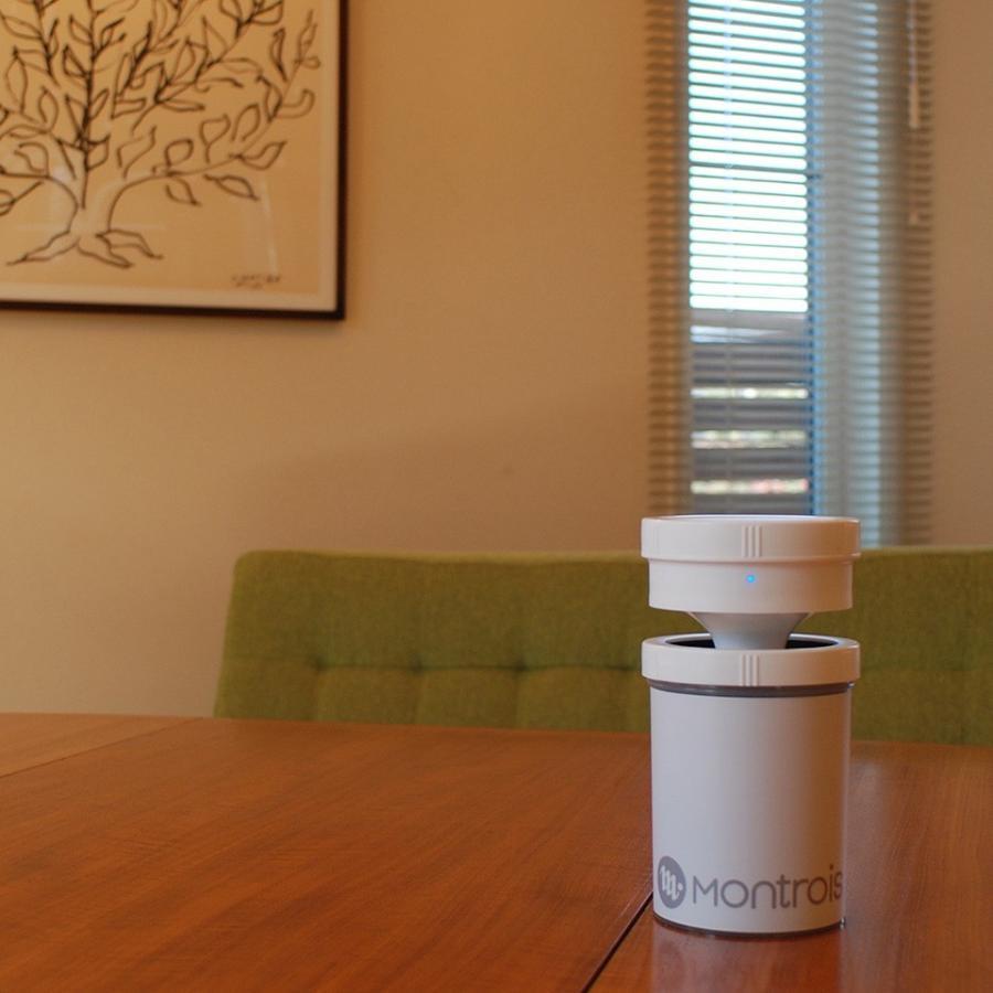 【即納分 数量限定】 モントロワ ジアフリー 除菌消臭器 日本製 ウィルス対策 次亜塩素酸 Montrois ZiaFree MT-01 三山TTC 三山精工|gl-branding|07