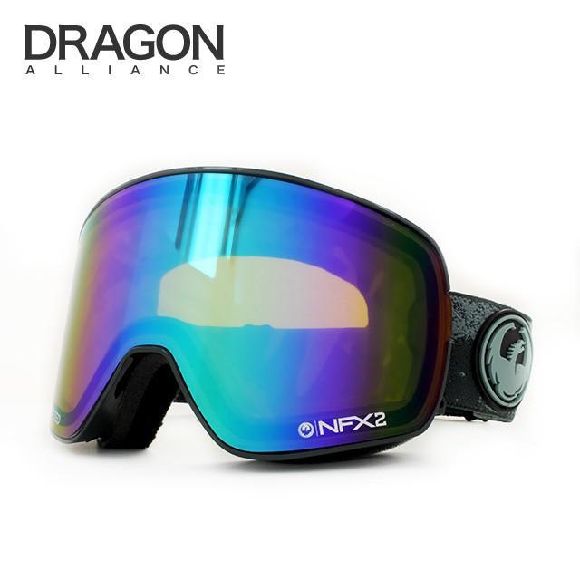 ドラゴン ゴーグル 2015-2016年モデル ミラーレンズ レギュラーフィット DRAGON NFX2 722-6295 スキー スノーボード スノボ メンズ レディース