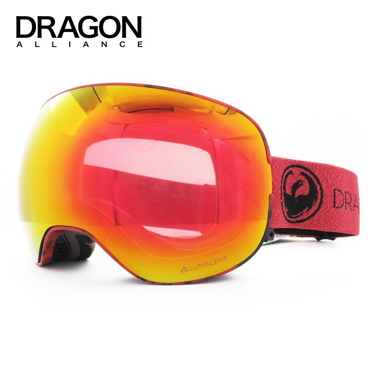 【あすつく】 ドラゴン ゴーグル ミラーレンズ DRAGON X2 772-8484 スキー スノーボード スノボ, carrat...+ 8436b734