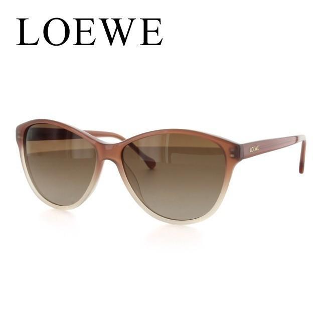 ロエベ LOEWE サングラス 度付き対応 SLW931M 0ADW 57サイズ レギュラーフィット ウェリントン型