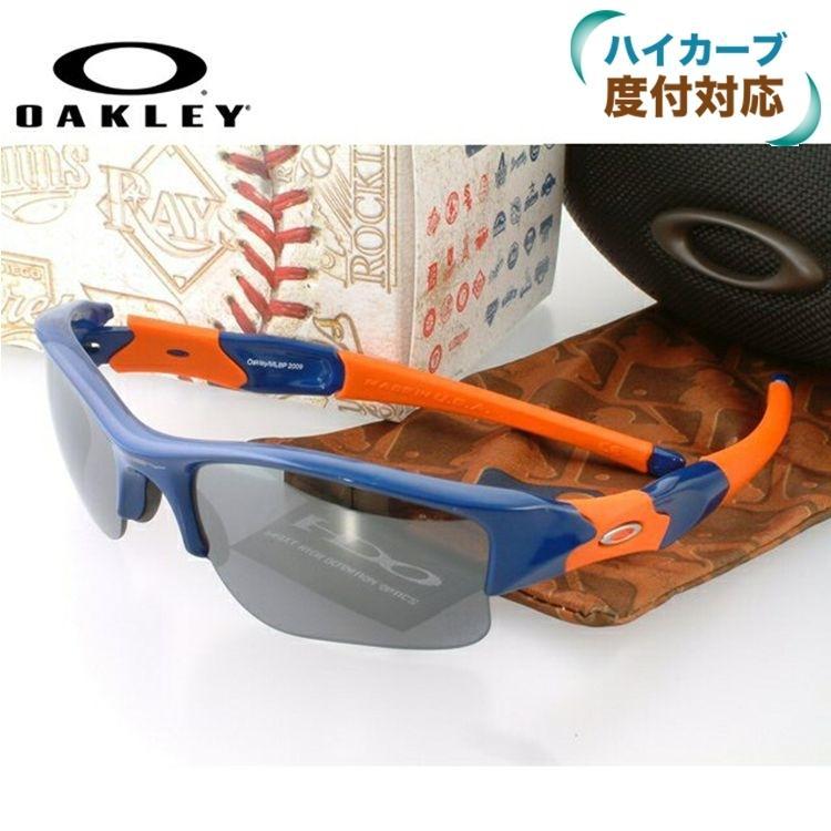 オークリー サングラス OAKLEY 24-011 NewYork Mets / 黒 Iridium FLAK JACKET XLJ フラックジャケット MLB レギュラーフィット