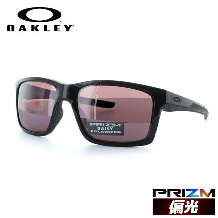 オークリー サングラス 度付き対応 プリズム 偏光 メインリンク MAINLINK oo9264-08 レギュラーフィット メンズ OAKLEY