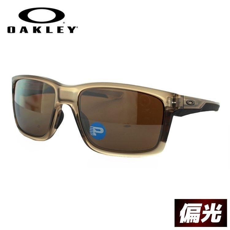 オークリー サングラス 度付き対応 メンズ スポーツ 偏光 メインリンク MAINLINK oo9264-06 レギュラーフィット ミラー