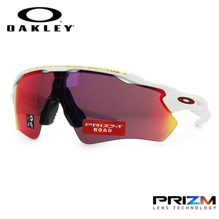 オークリー サングラス レーダーEV パス プリズム ミラー レギュラーフィット 野球 ゴルフ ランニング サイクリング OAKLEY RADAR EV PATH OO9208-5038