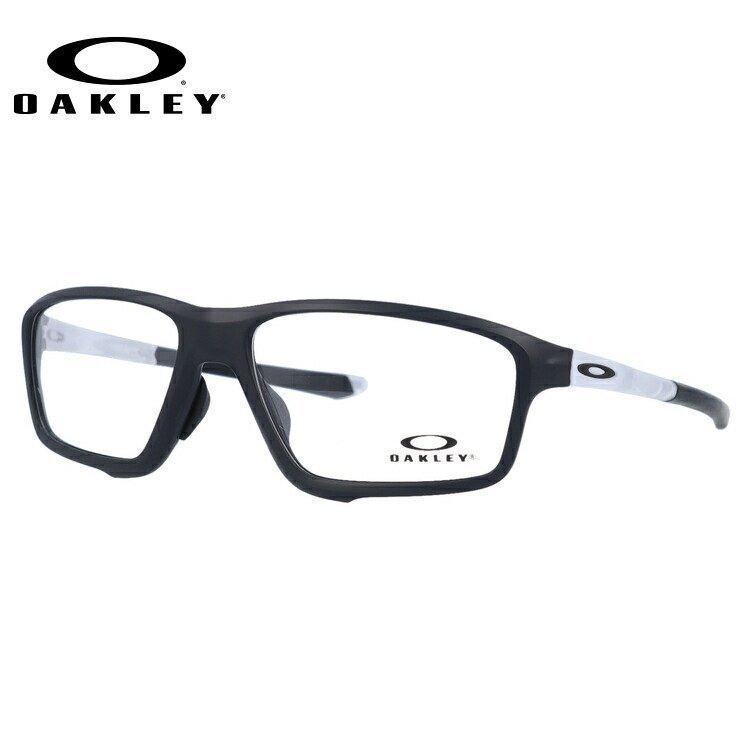 オークリー 伊達 メガネ 度付き 度入り 眼鏡 フレーム OAKLEY Crosslink Zero OX8080-0358 58 メンズ スポーツ 海外正規品