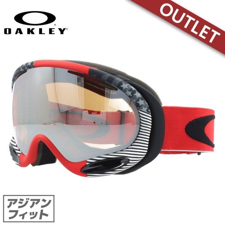 訳あり オークリー ゴーグル エーフレーム 2.0 59-652J A Frame 2.0 アジアンフィット ミラー