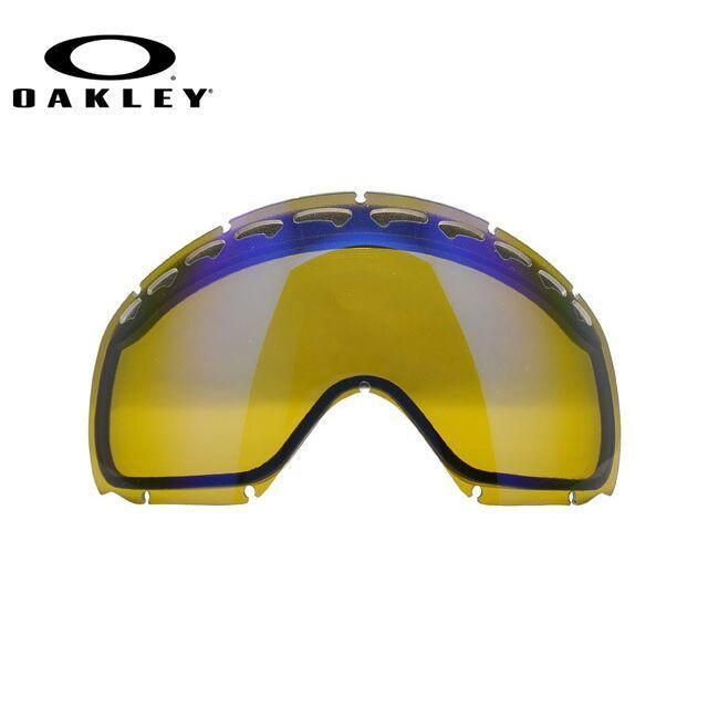 オークリー ゴーグル OAKLEY GOGGLE クローバー CROWBAR 02-122 H.I. Amber Polarized 偏光 REPLACEMENT LENS リプレイスメント レンズ 交換用