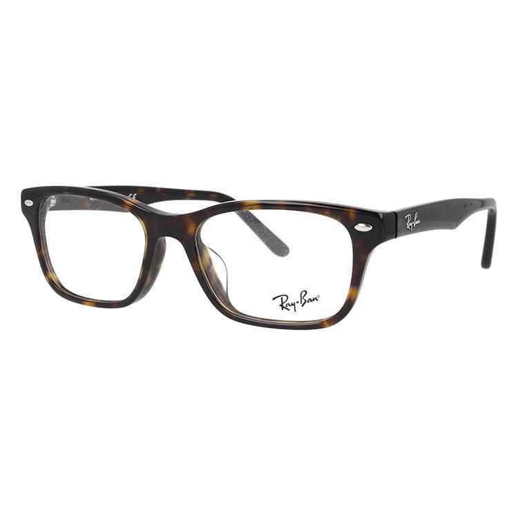レイバン メガネ 伊達・度付きレンズ無料 眼鏡 フレーム スクエア アジアンフィット フルフィット Ray-Ban RX5345D (RB5345D) 2012 53サイズ 国内正規品|glass-expert|02