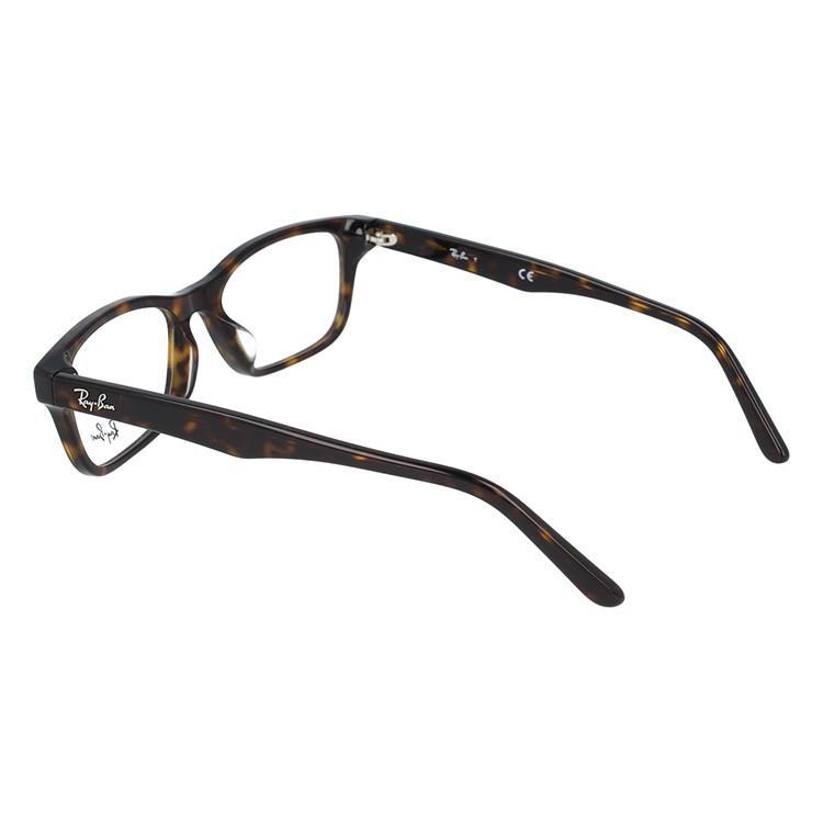 レイバン メガネ 伊達・度付きレンズ無料 眼鏡 フレーム スクエア アジアンフィット フルフィット Ray-Ban RX5345D (RB5345D) 2012 53サイズ 国内正規品|glass-expert|06