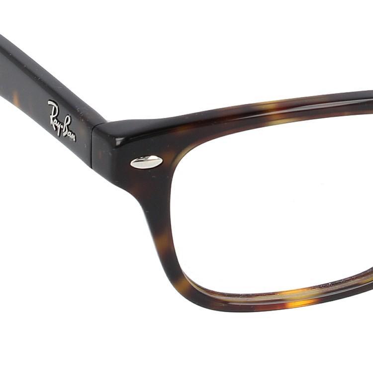 レイバン メガネ 伊達・度付きレンズ無料 眼鏡 フレーム スクエア アジアンフィット フルフィット Ray-Ban RX5345D (RB5345D) 2012 53サイズ 国内正規品|glass-expert|09
