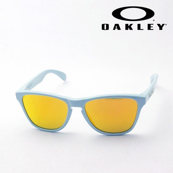 オークリー サングラス フロッグスキン XS ユースフィット オークリージャパン公認店 OJ9006-06