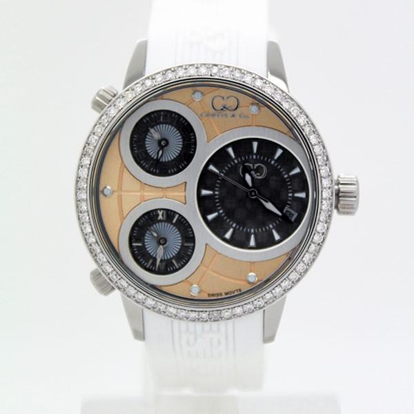 高品質 CURTIS&Co(カーティス)BIG TIME WORLD 42mm(RG) カーティス ビックタイムワールド42mm【腕時計】, 田上町 9622d8e7